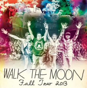 Walk The Moon Fall 2013 Tour